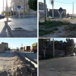 جوانترین محله شهر سرخس محروم از امکانات رفاهی