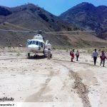 نجات ۹ نفر از سیلزدگان روستای معدن آقدربند سرخس (۱۰)