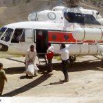 نجات ۹ نفر از سیلزدگان روستای معدن آقدربند سرخس (۱۲)