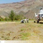 نجات ۹ نفر از سیلزدگان روستای معدن آقدربند سرخس (۱۳)