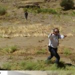 نجات ۹ نفر از سیلزدگان روستای معدن آقدربند سرخس (۱۶)