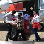 نجات ۹ نفر از سیلزدگان روستای معدن آقدربند سرخس (۱۷)