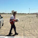 نجات ۹ نفر از سیلزدگان روستای معدن آقدربند سرخس (۳)