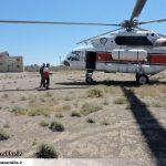 نجات ۹ نفر از سیلزدگان روستای معدن آقدربند سرخس (۴)