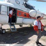 نجات ۹ نفر از سیلزدگان روستای معدن آقدربند سرخس (۵)