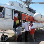 نجات ۹ نفر از سیلزدگان روستای معدن آقدربند سرخس (۶)