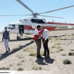 نجات ۹ نفر از سیلزدگان روستای معدن آقدربند سرخس (۷)