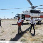 نجات ۹ نفر از سیلزدگان روستای معدن آقدربند سرخس (۸)