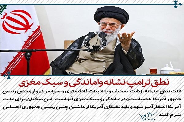 اهم بیانات رهبر انقلاب در دیدار رئیس و نمایندگان مجلس خبرگان