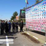 مراسم رژه نیروهای مسلح شهرستان سرخس (۱)