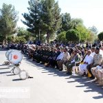 مراسم رژه نیروهای مسلح شهرستان سرخس (۱۰)
