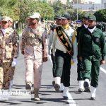 مراسم رژه نیروهای مسلح شهرستان سرخس (۱۲)