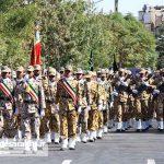 مراسم رژه نیروهای مسلح شهرستان سرخس (۱۳)