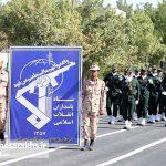 مراسم رژه نیروهای مسلح شهرستان سرخس (۱۴)