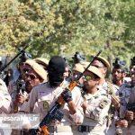 مراسم رژه نیروهای مسلح شهرستان سرخس (۱۵)