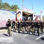 مراسم رژه نیروهای مسلح شهرستان سرخس (۱۷)