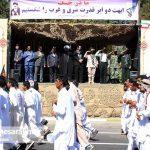 مراسم رژه نیروهای مسلح شهرستان سرخس (۱۹)