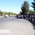مراسم رژه نیروهای مسلح شهرستان سرخس (۲۴)