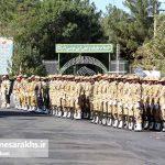 مراسم رژه نیروهای مسلح شهرستان سرخس (۳)