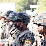 مراسم رژه نیروهای مسلح شهرستان سرخس (۴)