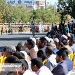 مراسم رژه نیروهای مسلح شهرستان سرخس (۹)
