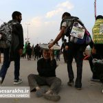 تصاویر اختصاصی از پیادهروی اربعین حسینی (۱۰)