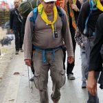 تصاویر اختصاصی از پیادهروی اربعین حسینی (۱۱)