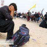 تصاویر اختصاصی از پیادهروی اربعین حسینی (۱۲)