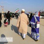 تصاویر اختصاصی از پیادهروی اربعین حسینی (۱۵)