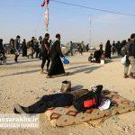 تصاویر اختصاصی از پیادهروی اربعین حسینی (۱۶)