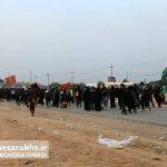 تصاویر اختصاصی از پیادهروی اربعین حسینی (۱۷)