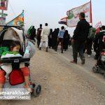 تصاویر اختصاصی از پیادهروی اربعین حسینی (۱۸)