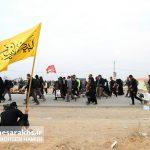 تصاویر اختصاصی از پیادهروی اربعین حسینی (۲۰)