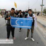 تصاویر اختصاصی از پیادهروی اربعین حسینی (۲۱)
