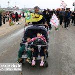 تصاویر اختصاصی از پیادهروی اربعین حسینی (۲۳)