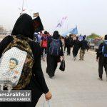 تصاویر اختصاصی از پیادهروی اربعین حسینی (۲۵)