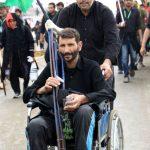 تصاویر اختصاصی از پیادهروی اربعین حسینی (۲۶)