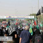 تصاویر اختصاصی از پیادهروی اربعین حسینی (۵)