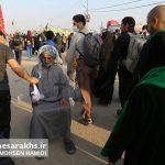 تصاویر اختصاصی از پیادهروی اربعین حسینی (۹)