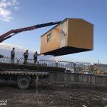 خدمت رسانی گروه جهادی سپاه سرخس در روستای زلزله زده زراعی سرپل ذهاب (۳)