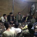 خدمت رسانی گروه جهادی سپاه سرخس در روستای زلزله زده زراعی سرپل ذهاب (۳۱)