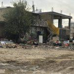 خدمت رسانی گروه جهادی سپاه سرخس در روستای زلزله زده زراعی سرپل ذهاب (۳۶)