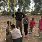 خدمت رسانی گروه جهادی سپاه سرخس در روستای زلزله زده زراعی سرپل ذهاب (۳۸)