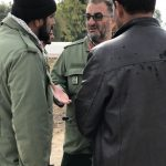خدمت رسانی گروه جهادی سپاه سرخس در روستای زلزله زده زراعی سرپل ذهاب (۳۹)