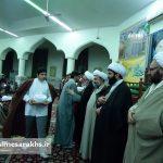 مراسم عمامه گذاری طلاب مدرسه علمیه سرخس (۱۰)