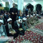 مراسم عمامه گذاری طلاب مدرسه علمیه سرخس (۱۴)