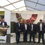حضور پالایشگاه گاز سرخس در نمایشگاه کازان روسیه