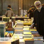 آغاز به کار سیزدهمین نمایشگاه بزرگ کتاب سال سرخس (۱۰)