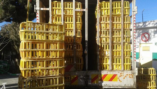 توقیف ۲ خودروی حمل غیرمجاز مرغ زنده در سرخس