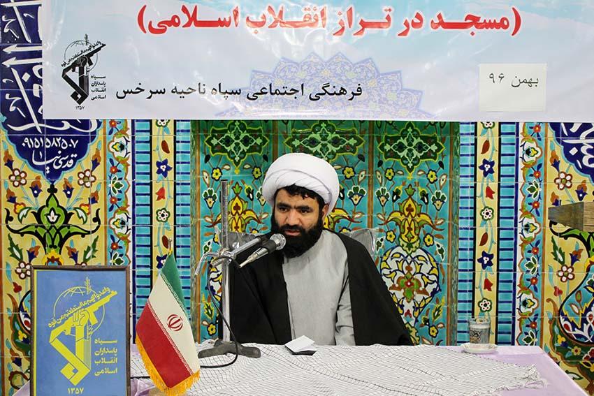 تبلیغ «انقلاب اسلامی» باید از مساجد شروع شود/ حضرت امام از نعمت مساجد برای رسیدن به آرمانها بهره برد